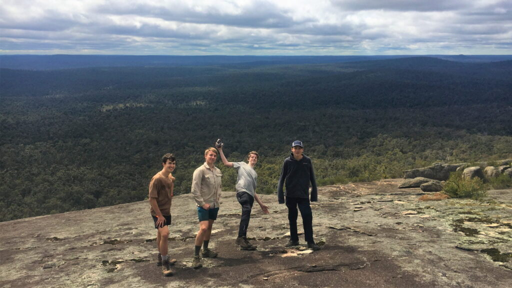 didier walks youth hikes