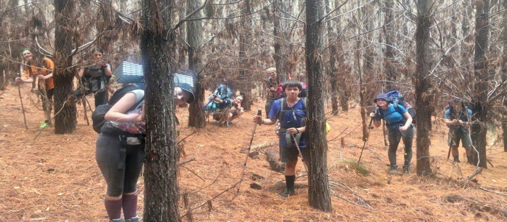 Bibbulmun Track, didier walks