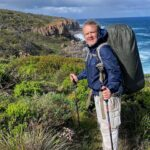 Didier on the Cape To Cape 2020