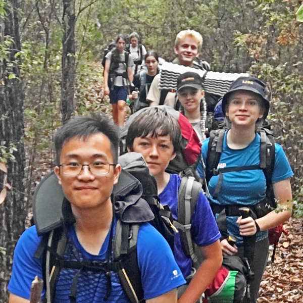 3 Day Youth Hike - Murray River